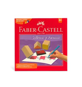 Faber-Castell - Set creativo Sellitos y formas