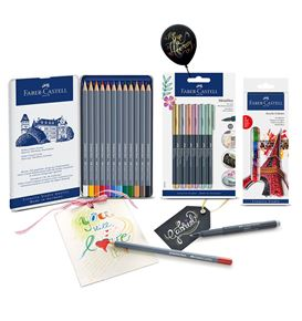 Faber-Castell - Pack E-Commerce Hobby